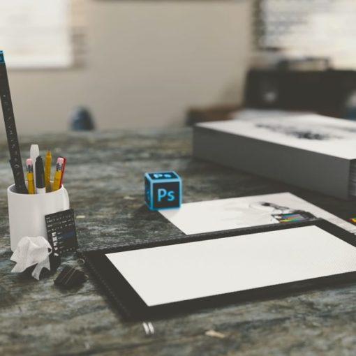 Druk wielkoformatowy a projekty graficzne | Agencja reklamy Mobile Plus Słupsk